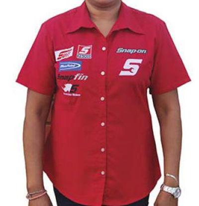 Picture of SHIRTF15SO-3X - Shirt Ladies logo S/O-3x