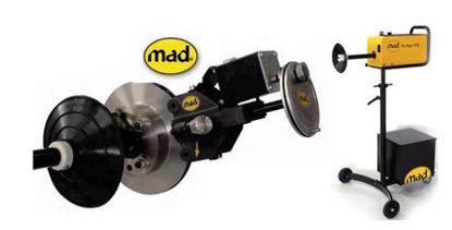 Picture of MAD-DA-8700 Brake Lathe