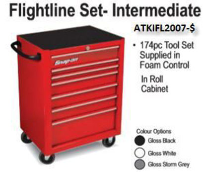 Picture of ATKIFL2007-$ FlightLine Intermediate 174pc+KRA2007