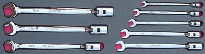 Picture of MOD.866SH45S  Sp Flex Comb Set 5/16-3/4 8Pc
