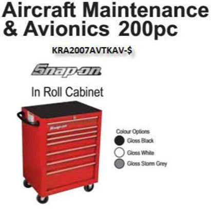 Picture of KRA2007AVTKAV-$ Aircraft Maintenace and Avionics 200pc+KRA2007