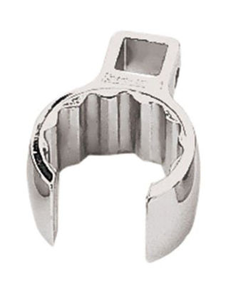"""Picture of AN850816B - 3/8"""" Flank Drive® Deep Flare Nut Crowfoot Wrench 12Pt 1"""""""