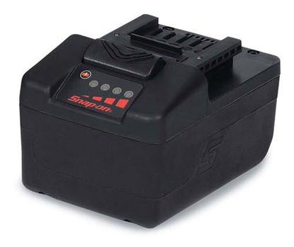 Picture of CTB8185BK - 18V 4.0Ah Slide-on Lithium Ion Battery