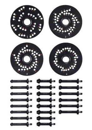 Picture of EEWB3-1B  Pin Plate Set Car SUV