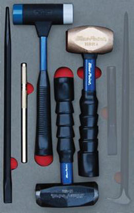 Picture of MOD.369SH42D-AU3 - Hammers  Pinch Bar  5Pc