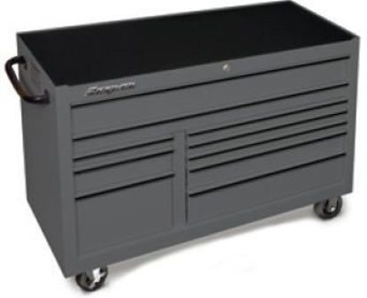 Picture of KRA2422PWZ R/Cab Classic Double Bank 10Drws Storm Gray Blk Tr