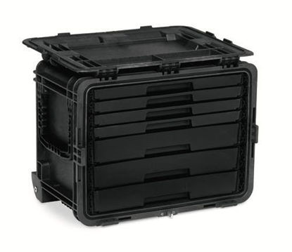 Picture of KMC18043PBK 18 All Weather Box 7Drw Black