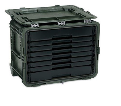 Picture of KMC18062PGR 18 All Weather Box 8Drw Green