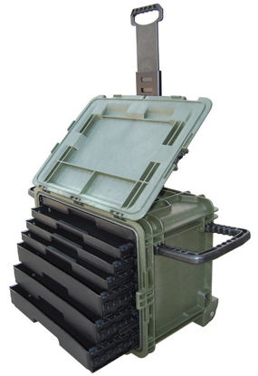 Picture of KMC18043PGR 18 All Weather Box 7Drw Green