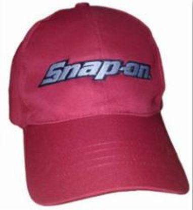 Picture of CAP-SORED Cap Red SO Badge