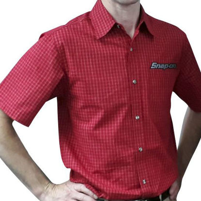 Picture of SHIRTLSC19SO-S - Shirt Pioneer Red Small