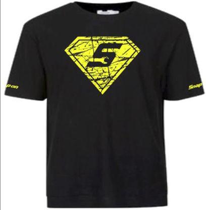 Picture of  SHIRT-TLUMO-5X - T-Shirt Diamond Lumo 5XL
