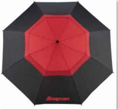 Picture of SNP1479 Umbrella Folding Blk/Red Auto Open