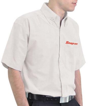 Picture of SHIRTLCW-2XL - ShirtLoungeWhite S/O-2XL