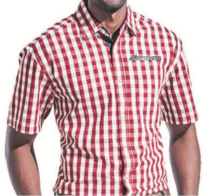 Picture of SHIRTLCEDARSO-M - Shirt Check  SO-M