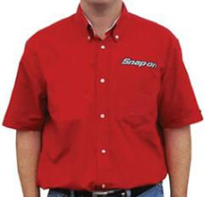 Picture of SHIRTL17SO-2X - Shirt Lounge Red SO-2x