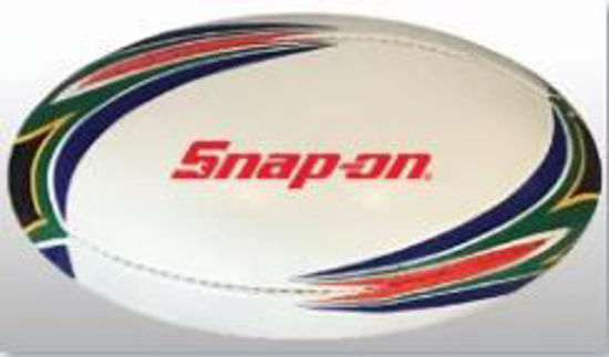 Picture of RUGBYBALL-SO Mini Rugby Ball Snap-on