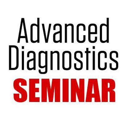Picture of Diagnostics Seminar - Seat 1