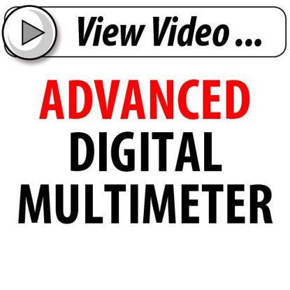 Picture of Advanced Digital Multimeter Video