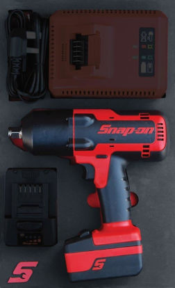 Picture of MOD.336SH42D2 - 18V Impact Gun and Battery Kit; 2Pc