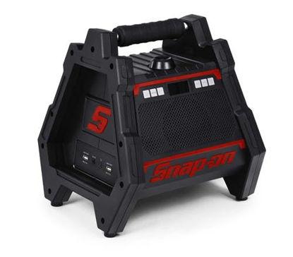 Picture of CTBTS9050 - 18V Monster Lithium Bluetooth® Speaker (Black/Red)