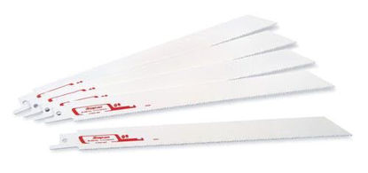 """Picture of CTRS914MC - 9"""" 14 TPI Metal Cutting Blade (White); 5Pc"""