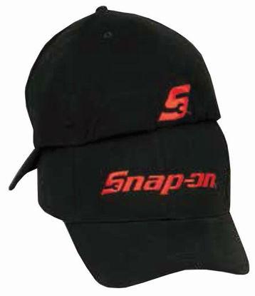 Picture of SNP892 - Cap Black Strech Fit