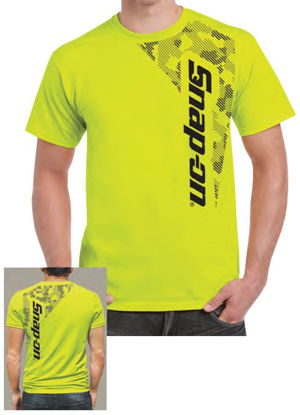 Picture of  CSN04-7374-S - T-Shirt Hi-Vis Camo Small