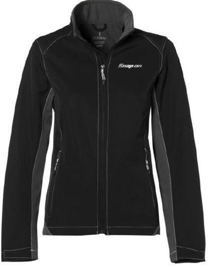 Picture of JACKET4022FSO-XL - Jacket Iberico Ladies Black SO - XL