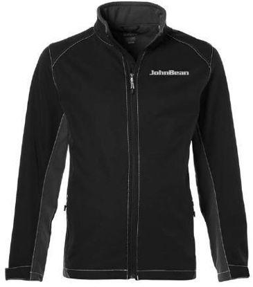 Picture of JACKET4022JB-3XL Jacket Iberico Black JohnBean - 3XL