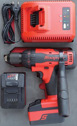Picture of MOD.332SH42D - 18V Cordless Drill Set 4pc