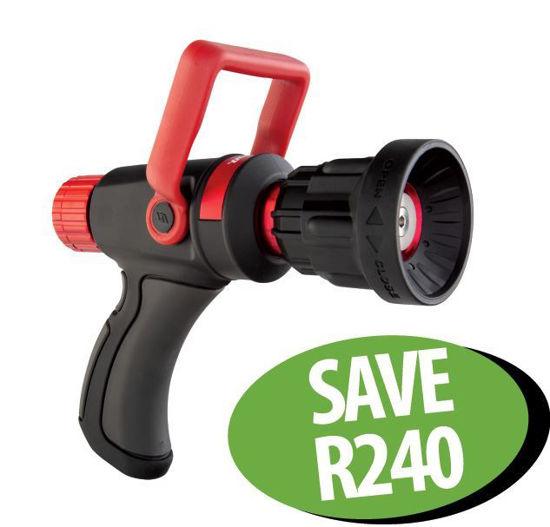 Picture of  XXDEC209 Fireman's Nozzle