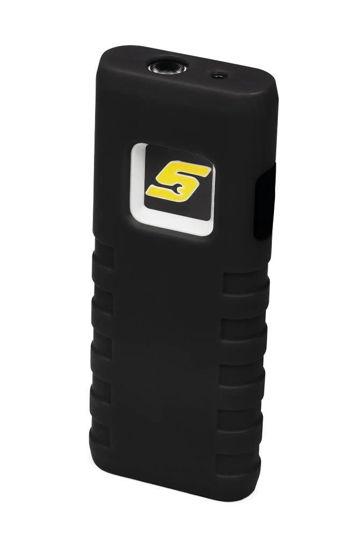 Picture of ECSPB023BLK - COB LED Pocket Flood/ Flashlight with Laser Pointer (Black)