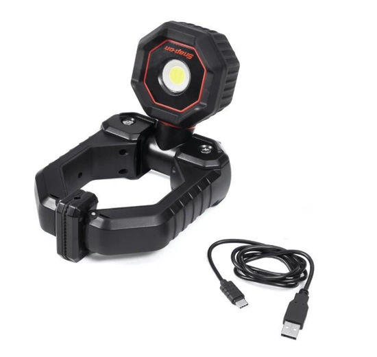 Picture of ECSPG152 - 1,500 Lumen Clamping Worklight (Red and Black)