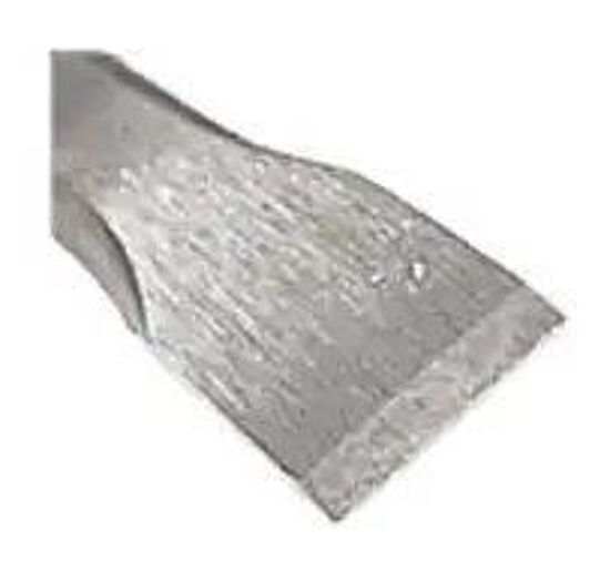 """Picture of PPC832B - 9"""" Flat Chisel"""