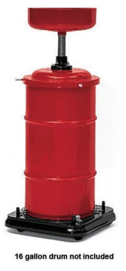 Picture of YA743 - Waste Oil Drain (Drum Not Included)