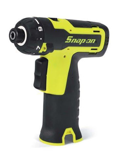 """Picture of CTS761AHVDB - 14.4V 1/4"""" Hex MicroLithium Cordless Screwdriver (Tool Only) - Hi-Viz"""