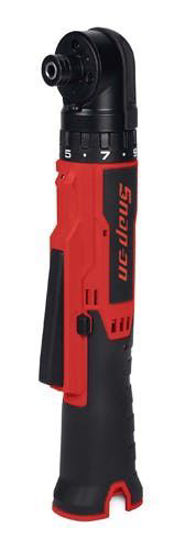 """Picture of CTSR761DB - 14.4V 1/4"""" MicroLithium Cordless Right Angle Screwdriver (Tool Only) - Red"""