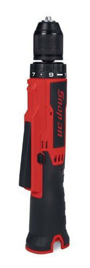 """Picture of CDRS761DB - 14.4V 3/8"""" MicroLithium Cordless In-Line Drill (Tool Only) - Red"""
