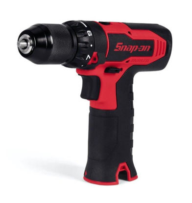 """Picture of CDR861DB - 14.4 V 3/8"""" Brushless MicroLithium Drill (Tool Only) - Red"""