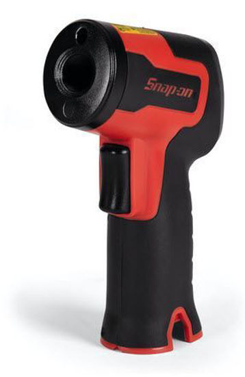 Picture of CTG861DB - 14.4V MicroLithium Color Display Cordless Temperature Gun (Tool Only) - Red