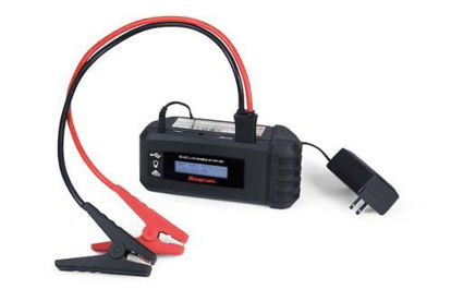 Picture of EEJP201MBK-E - 12 V Li-Ion Compact Engine Starter/ USB Charger and Light - Black
