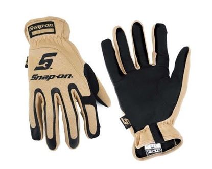Picture of GLOVECT1L - Fast Fit Combat Gloves - Tan, Large