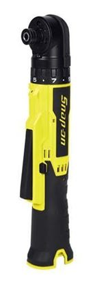 """Picture of CTSR761HVDB - 14.4V 1/4"""" MicroLithium Cordless Right Angle Screwdriver (Tool Only) - Hi-Viz"""