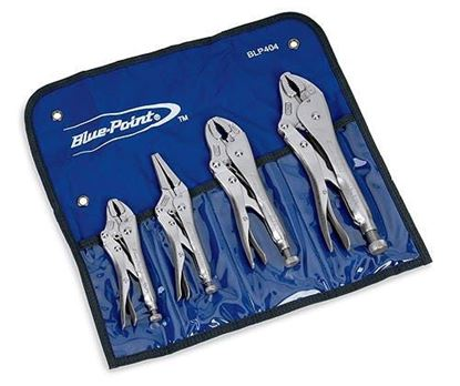 Picture of BLP404 - Locking Pliers Set 4Pc