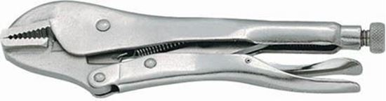 """Picture of WIL23302 - 7"""" Curved Jaw Locking Pliers with Cutter"""