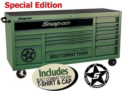 Picture of XXMAY152 17 Drawer Classic XX-Wide Built Combat Tough Special Edition Roll Cab Includes T-shirt & Cap