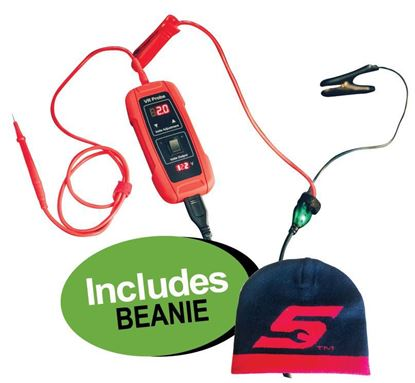 Picture of XXJUN116 Voltage Reference Probe Includes Beanie