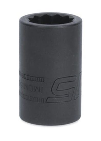 """Picture of IMD120A - 1/2"""" Shallow Impact Socket 12Pt 3/8"""""""