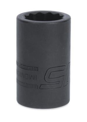 """Picture of IMD320- 1/2"""" Shallow Impact Socket 12Pt 1"""""""